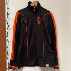 Nike San Francisco Giants jacket